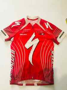 Specialized Mens Short Sleeve Cycling Top Size medium