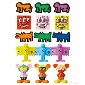 Keith Haring Mini VCD Series 2 Blind Box Toy by Medicom Toy