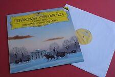 4273541 Tchaikovsky Symphony No.4 BPO Seiji Ozawa DG Digital 1st 1989 Germany