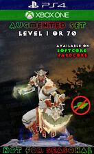Diablo 3 - PS4 - Xbox One - Unmodded Primal Monk Set - Monkey King Grab V.2