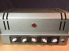 Webster Rauland W818 Tube Amplifier