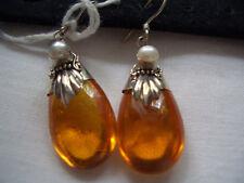 Multi-Stone Asian Earrings