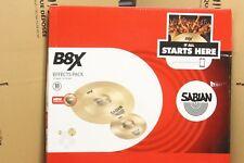 "Ensemble de 2 cymballe SABIAN 10"" Splash & 18"" Chinese / B8X Effects pack 45005X"