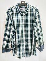 Nick Graham Mens Everywhere Stretch Modern Fit Long Sleeve Shirt XL/TG PreOwned