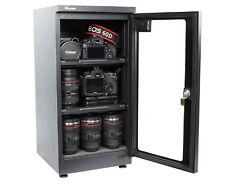 220V Digital Dehumidify Dry Cabinet Box For Lens Camera Equipment Storage 50L