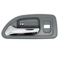 Inside Door Handle - Front Left Driver Side Interior -  Gray