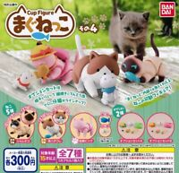 Bandai Cup Figure mug roots 4 Gashapon 7set complete mini figure capsule toys