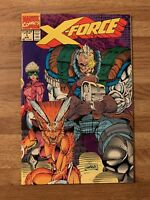 X-Force #1 (Marvel 1997) Cable Cover~Domino~Rob Liefeld~Deadpool Movie~Key~VF
