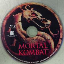 Mortal Kombat (Blu-ray Disc, 2011,)