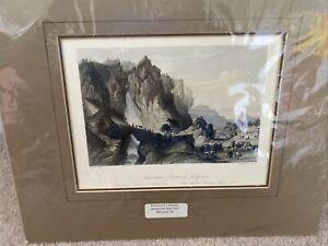 Antique Print  China Han-Tseuen. PROVINCE OF KIANG-NAN 1843 By T. Allom.