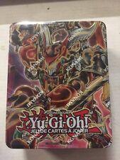 French Yugioh 2014 Mega-Tin Bujintei Susanowi For Card Game Ccg Tcg