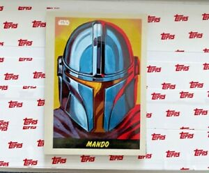 2020 Star Wars The MANDALORIAN Ebay EXCLUSIVE LIMITED EDITION #07