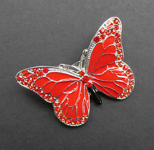 Butterfly Enamel Alloy Costume Brooches & Pins
