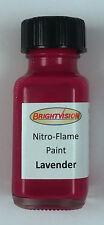 Brightvision LAVENDER Nitro-Flame Redline Restoration & Custom Paint CREAMY PINK
