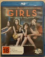 HBO GIRLS The Complete First Season Blu-ray 2 Disc Set