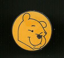Winnie the Pooh Face Circle Splendid Disney Pin