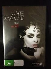 WHITE DIAMOND - A PERSONAL PORTRAIT OF KYLIE MINOGUE - AS NEW DVD ~ PAL REGION 4