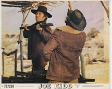 JOE KIDD Original Color Photo CLINT EASTWOOD/LONE PINE CA lobby publicity still