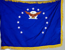 Us Air Force Organizational Flag - Gi Issue - Embroidered