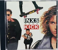 INXS Kick CD Canadian Import Rare New Sensation Devil Inside Need You Tonight