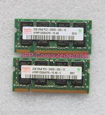 4 GB 2 x 2 GB Speicher RAM für Apple MacBook 4.1 4,1 2008 2,4 GHz DDR 2 667 MHz