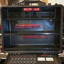 Eurorack 6U 9U 236HP total Trogotronic powered Pelican case