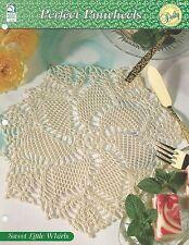 Sweet Little Whirls Doily Crochet Pattern Perfect Pinwheels HOWB Series