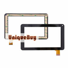 """7""""Touch Screen Digitizer Glass Panel Lens RCT6077W RCT6077W2  186*111mm"""