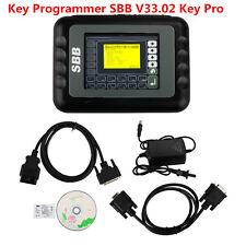 2017 SBB Car Key Programmer Transponder V33.02 Multi-languages Diagnostic Tools