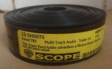13 GHOSTS 35mm TRAILER REEL