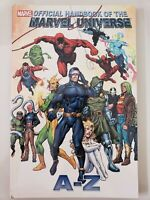 OFFICIAL HANDBOOK OF THE MARVEL UNIVERSE A to Z Vol 3 TPB 2008 1ST PRINT UNREAD