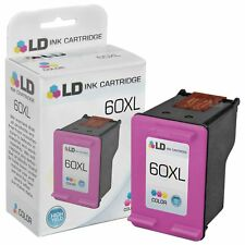 LD CC644WN 60XL Color Ink Cartridge for HP Printer