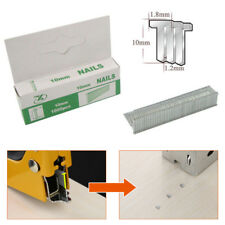 1000pcs/Box T Shaped Tack Nails for 3 In 1 Staple Gun Power Tools 10mm
