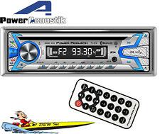 MCD51B Power Acoustik CD/MP3/AM/FM USB AUX & Bluetooth Marine Stereo Receiver