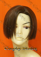 Resident Evil 4 Leon Kennedy  Pre-styled Wig_wig478