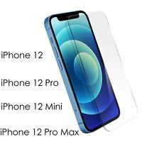 Film Protection Vitre Ecran Verre Trempé Apple iPhone 12 Pro Max Haute Résistanc
