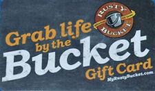$50 Rusty Bucket Gift Card