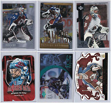 Patrick Roy Parallel / Insert / SP Cards - Choose From List Colorado Avalanche