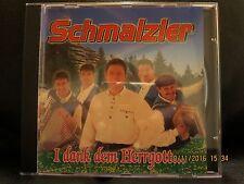 Die Schmalzler - CD, I dank dem Herrgott...