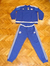 Chelsea Soccer Tracksuit England Football Suit Sweatshirt Sweat Pants NEW M
