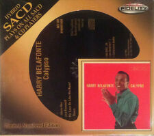 Harry Belafonte - Calypso  Audio Fidelity SACD (Hybrid, Remastered, Stereo)