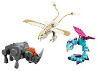 LEGO FANTASTIC BEASTS OCCAMY THUNDERBIRD ERUMPENT CREATURE BUILDS ONLY