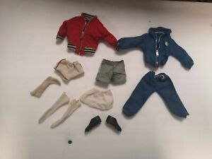 Vintage Action Man Sports Items