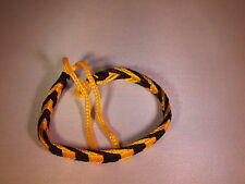 MONSTER RAVING LOONY PARTY  HAND WOVEN WRISTBANDS  BUY 2 GET 1 FREE