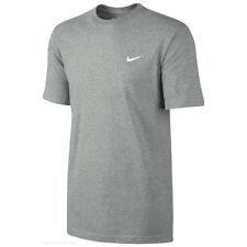 13a7036f4 Mens Nike Basic Crew Neck T-shirts Tees 4 Colours Size S M L XL XXL X