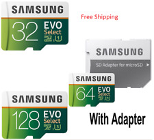 MICRO SD CARD EVO Select Class10 HTC Samsung Galaxy Note 8 S8 32GB 64GB 128G