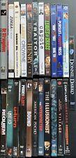 Drama Movie 26 Dvd Lot - Classics, Award Winners, Dr. Strangelove, Crash, etc