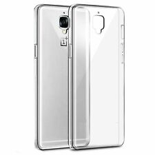 Case Cover Transparent Silicone Gel For OnePLUS 3 5.5