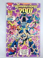 ARMAGEDDON 2001 #2 - DC Comics - 1991 Series -  Excellent