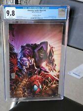 CGC 9.8 Amazing Spider-Man 44 Virgin Variant ComicXposure Edition B